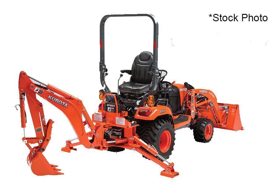 Kubota BX23SLSBT Tractor Loader Backhoe